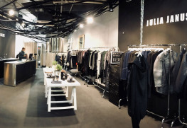 Julia Janus Pop up store
